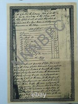 1 Dutch Giulder or Gulden 1764 Australia Proclamation Coin Rare Ship Mint Mark