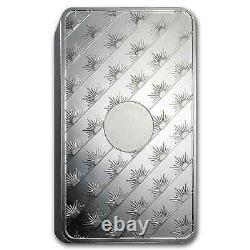 100 oz Silver Bar Sunshine (MintMark SI) SKU #77282