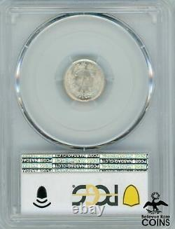 1872-S United States Liberty Seated Silver Half Dime PCGS MS64 Mintmark BELOW