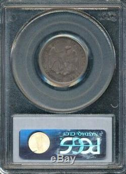 1875-CC Twenty Cent Piece 20C PCGS VF 30 Carson City Mint Mark! Older Holder