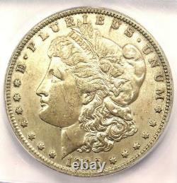 1900-O/CC Morgan Silver Dollar $1 VAM-12 ICG AU50 Details O/CC Mintmark