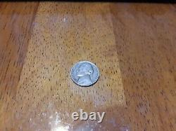 1942 Jefferson nickel 35% Silver no mint mark