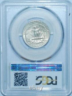 1950 D/S FS-601 PCGS AU55 Over Mint Mark OMM-001 Washington Quarter
