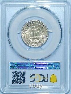 1950 D/S FS-601 PCGS MS62 Over Mint Mark OMM-001 Washington Quarter