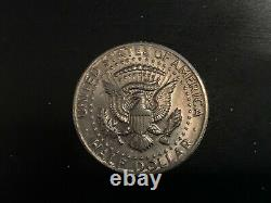 1971 KENNEDY HALF DOLLAR No Mint Mark Very Good Condition