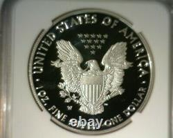 2020 W Ww2 Privy Mark Ngc Pf-70 Ucam Proof American Eagle With Mint Box