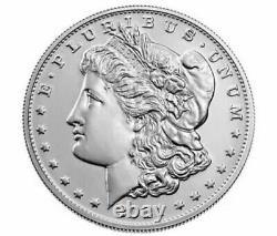 2021 MORGAN SILVER DOLLAR WITH O MINT MARK Confirmed Order- Lot of 10 coins