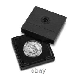 2021 MORGAN Silver Dollar with CC Privy Mark PRESALE Limited US MINT SOLD OUT