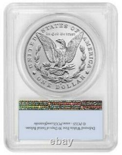 2021 Morgan Silver Dollar MS70 S and D Mint Marks PCGS Set of 2 Morgans Presale