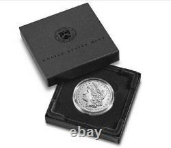 2021 Morgan Silver Dollar P No Mint Mark Pre-sale