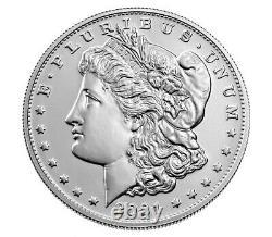 2021 Morgan Silver Dollar With D Mint Mark-Pre-Sale-Pre-Sale