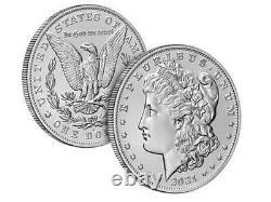 2021 Morgan Silver Dollar (s) Mint Mark 100th Anniversary Confirmed Order 21xf