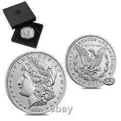 2021 Morgan Silver Dollar with CC Privy Mark Pre-Order! Carson City US Mint