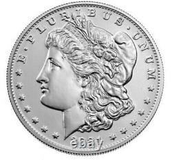 2021 Morgan Silver Dollar with (D) Mint Mark (CONFIRMED PREORDER)