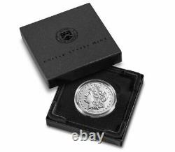 2021 Morgan Silver Dollar with S Mint Mark