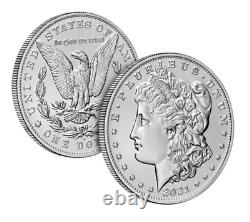 2021 Morgan Silver Dollar with (S) Mint Mark Presale CONFIRMED SHIPS IN OCT