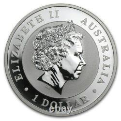 7x 2013 Australia 1 oz Silver Coin Kookaburra with F15 Privy Mark Perth Mint