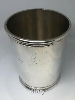925 Sterling Silver Mark J Scearce Presidential Mint Julep Cup Gerald Ford GRF
