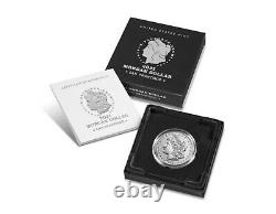 CONFIRMED Morgan 2021 Silver Dollar with (S) and (D) Mint Mark Presale