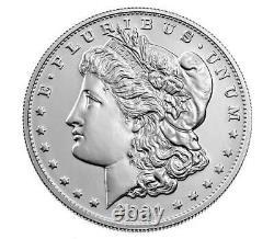 CONFIRMED US MINT PREORDER Morgan 2021 Silver Dollar with CC Privy Mark 21XC