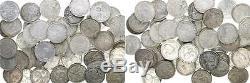 Drittes Reich Lot 50 Münzen zu 2 Reichsmark Hindenburg