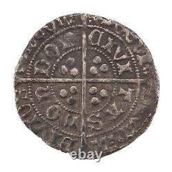 Edward IV First Reign Silver Groat Rose Mint Mark, AD 1468-1469