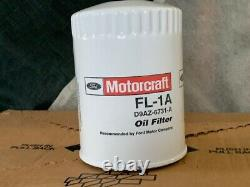 FL-1A Motorcraft Oil Filter New for Mustang AND Pickups 10 OEM Fliter lot