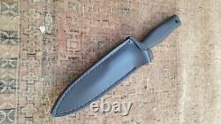 Gerber Command I Mark I spin-off RARE black blade. Original Black Sheath MINT