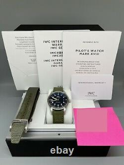 IWC Limited Edition Mark XVIII Tribute to Mark XI 1 of 1948 MINT