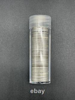 Lot of 50 Mercury Dimes 1 Roll 1940-1945 90% Silver All D & S Mint Marks