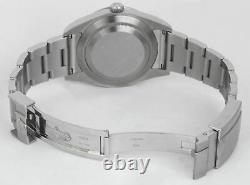 MINT 2020 Rolex Explorer I Black 3-6-9 LUME Mark II 214270 Stainless Steel 39mm