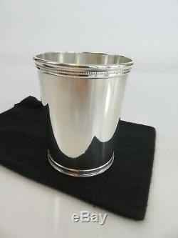 Mark J Scearce Kentucky Sterling Silver GRF President Ford Mint Julep Cup, c1974