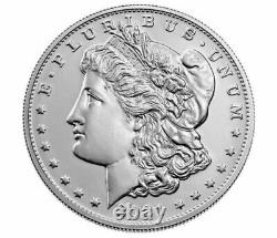 Morgan 2021 Silver Dollar CC Privy Mark (Lot of 10) PRE SALE (Ships October)