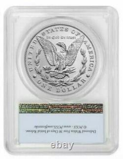 Morgan 2021 Silver Dollar S Mint Mark PCGS MS70 First Strike 100th Anniversary