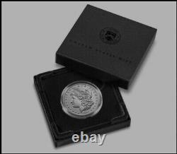 Morgan 2021 Silver Dollar with CC Privy Mark LOT of 10 PRE-SALEConfirmed Order