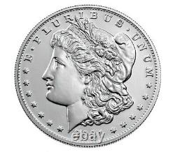 Morgan 2021 Silver Dollar with (D) Mint Mark Confirmed Order US Mint For oct