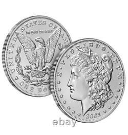 Morgan 2021 Silver Dollar with (D) Mint Mark PREORDER Confirmed