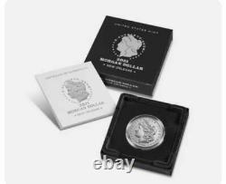 Morgan 2021 Silver Dollar with O New Orleans Privy Mark SOLD OUT AT THE MINT