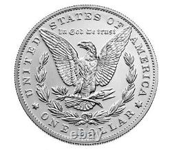 Morgan 2021 Silver Dollar with (S) Mint Mark. Pre Order