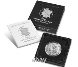 Morgan 2021 Silver Dollar with (S) Mint Mark PresaleSHIPS IN OCTOBER