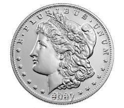 Morgan 2021 Silver Dollar with (S) Mint Mark San Francisco (PREORDER)