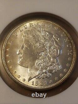 NGC Multi Holder Morgan Dollar Mint Mark Set P, CC, D, O, S