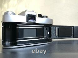 Near Mint Leica Leitz Leicaflex Standard Mark I 35mm SLR Camera Body Working