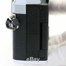 OLYMPUS OM-D E-M5 Mark III Body Silver -Near Mint- #259
