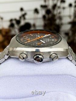 Omega Speedmaster Mark II Chronograph, Full Set Mint Condition New Movement