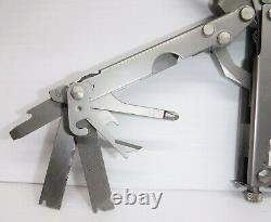 Rare Vintage Kershaw Multi-Tool #A100C Made in USA Patent Marked 1999 Near Mint