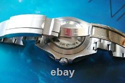 Rolex Sea Dweller 126600 Red 43mm Steel Mark II 50th Anniversary Mint Box/papers