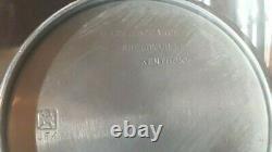 Set of 8 Sterling Mint Julep Cups Mark J. Scearce 2 rare JFK Perfect