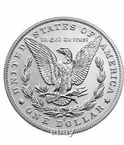 Two Coin Set 2021 Morgan Silver Dollar CC & O Privy Mark Mint Confirmed Read